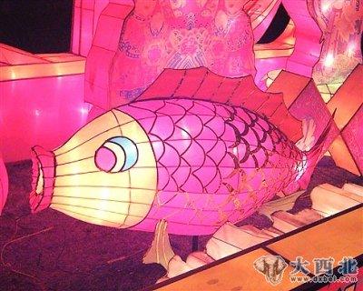 西北年俗元宵节从大节流入脸谱的宫廷民俗视频民间秀图片