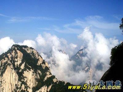 西岳华山风景区