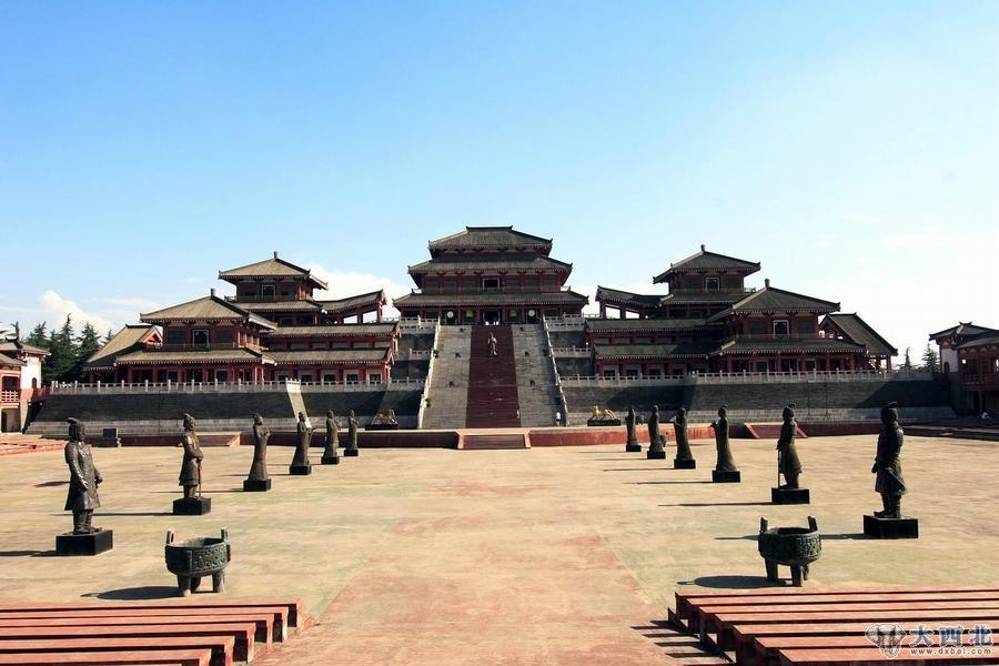 为了更好地了解嬴政的宫殿,宝物,女人的三大癖好,我把唐代杜牧最著名图片