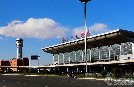 兰州/兰州中川机场