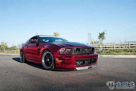 福特野马Shelby GT500改装实例盘点高清图片