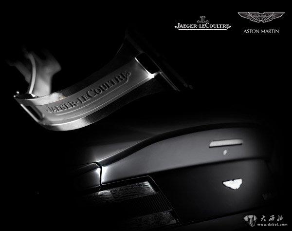jaeger-lecoultre积家与英国汽车制造商阿斯顿b马丁携手打造高清图片