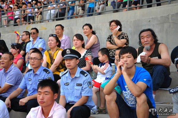 2013年中国足球乙级联赛兰州赛区青岛海牛vs甘肃奥鑫(2)