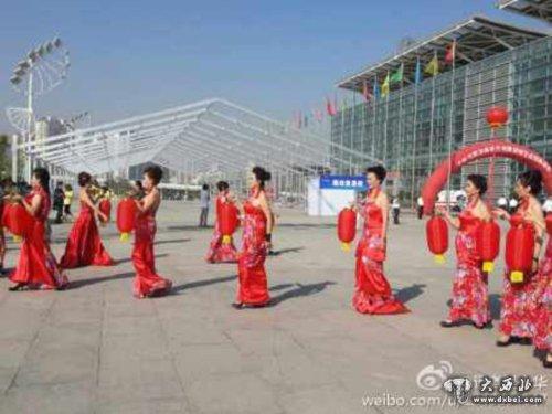 兰州黄河文化旅游节—旅游博览会开幕