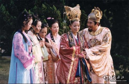 中国古代帝王间的恩爱夫妻大排行