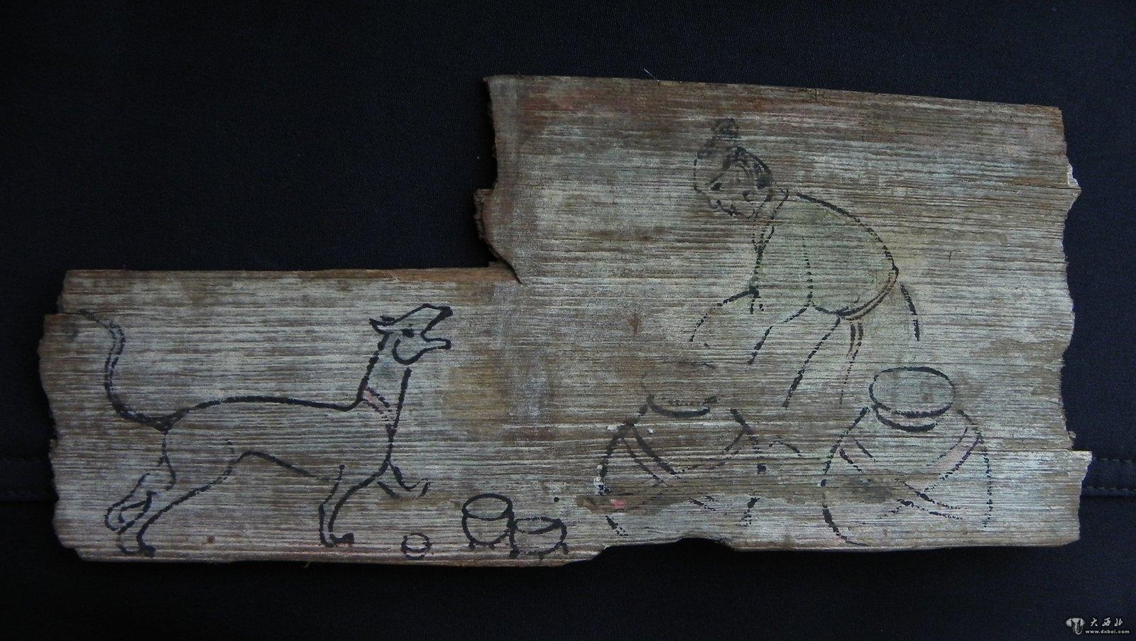 古代木板雕刻图片大全