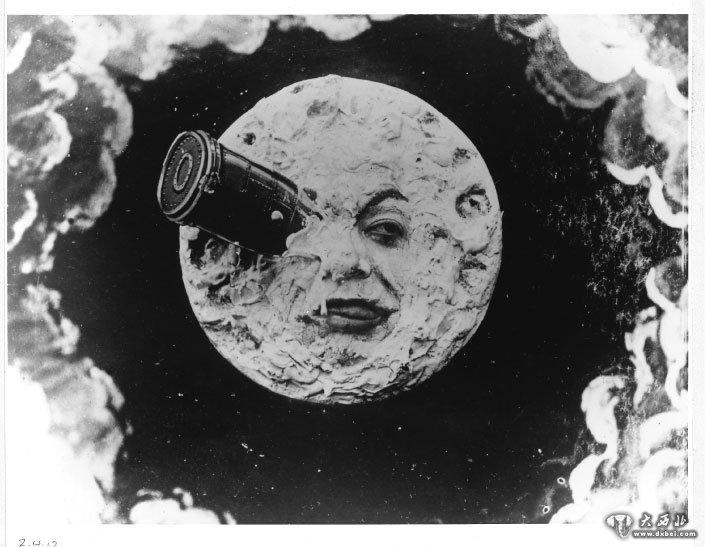 首部外太空科幻电影历史1902年问世_大西北网