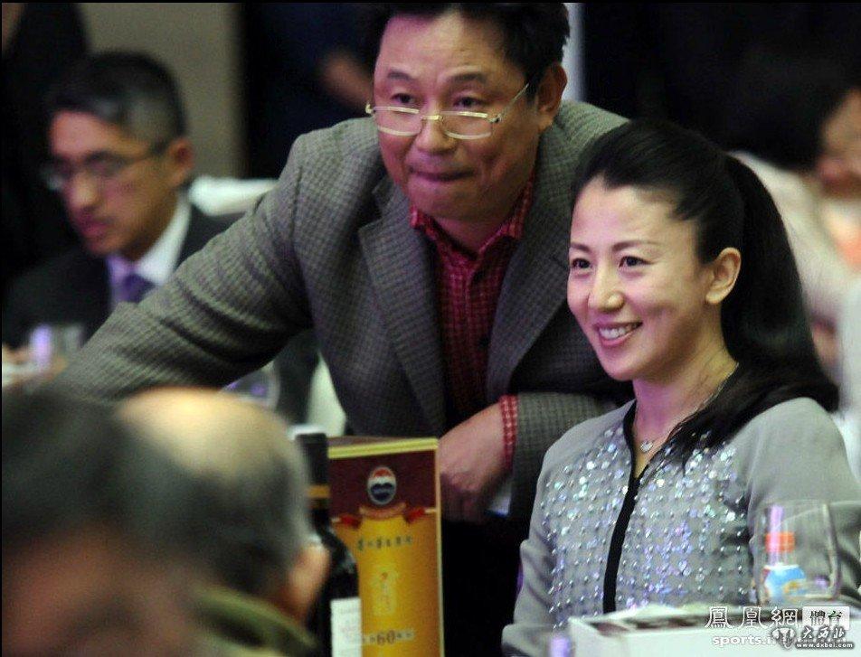 大杨扬出席某商业领袖晚宴