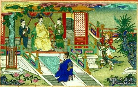 古代中国美女的三围标准图片
