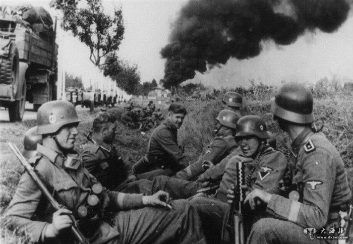 二战德军木制鱼雷艇激怒艾森豪威尔 二战纳粹德国的兵力在哪年达到最