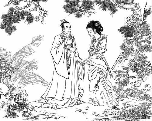 古代女子选美比赛都怎么比? 美女是永远的话题.