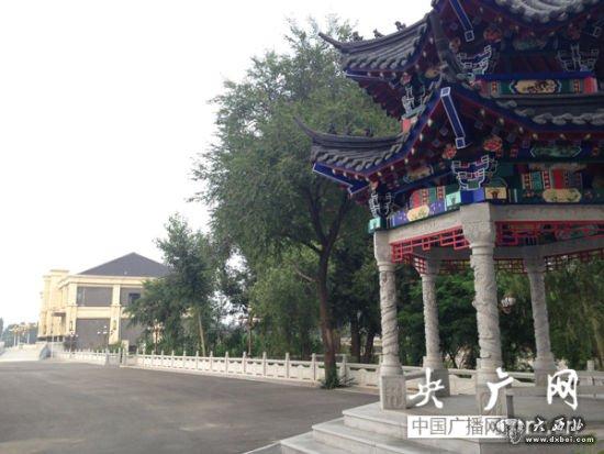 南京方山风景区入口