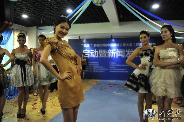 中国职业模特委员会,北京东方宾利文化传媒有限公司共同承办的全国性