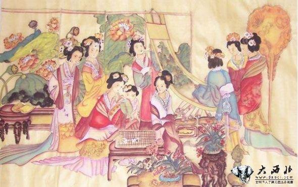 中国古代如何扫黄
