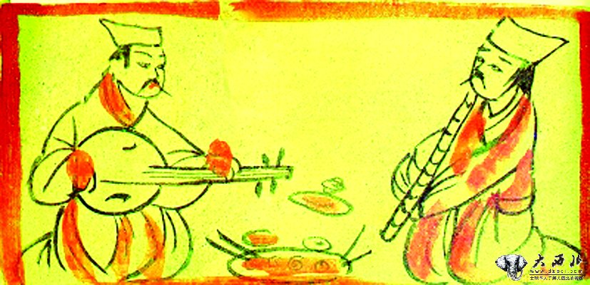 铅画金鱼教程步骤图