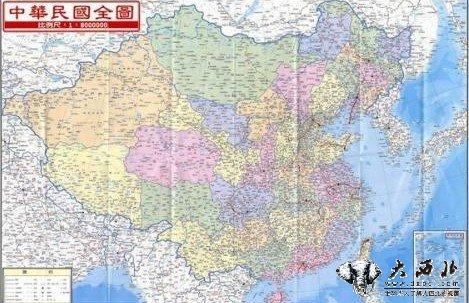俄罗斯白海地图