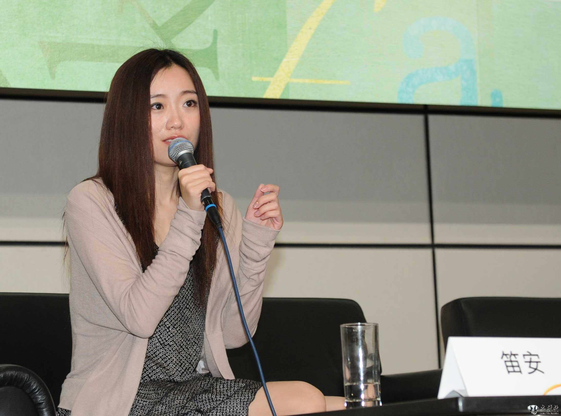 专访80后女作家笛安 郭敬明为何特别重视我