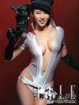 这8位女明星拥有中国最美臀部