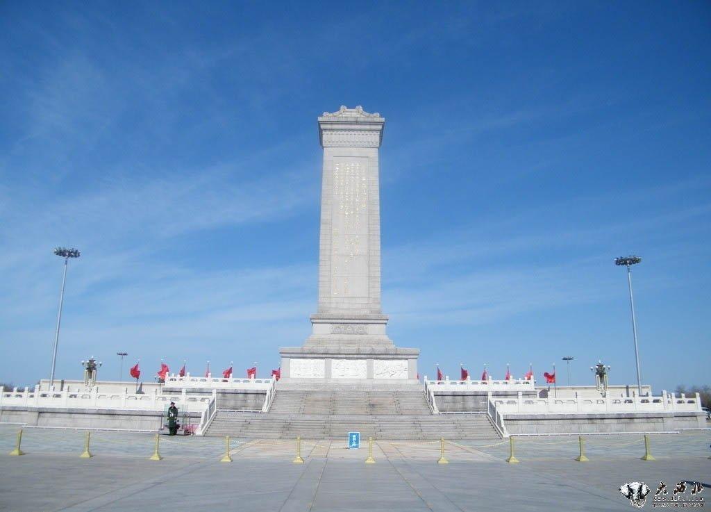 人民英雄纪念碑背后的故事