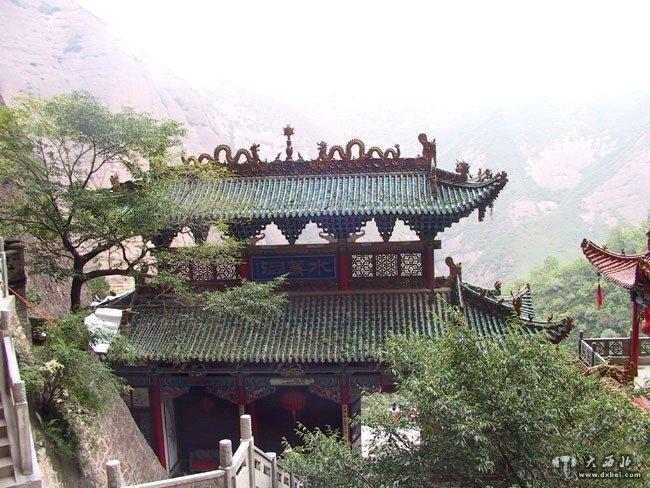 永康九龙山风景区