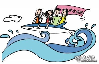 了亲子游,夏令营,青年会三种不同类型的旅游产品,包括北京,华东,青岛