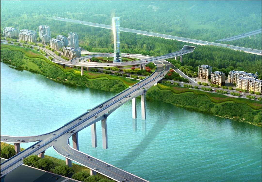 雁白黄河大桥:兰
