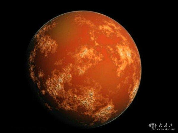 火星发现巨大啮齿动物图