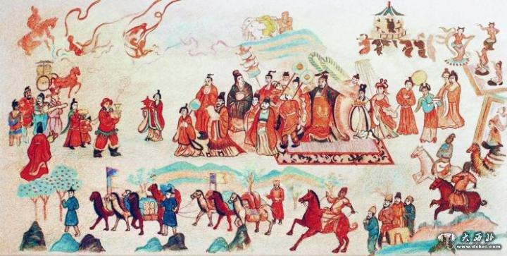 中国神仙组织结构图