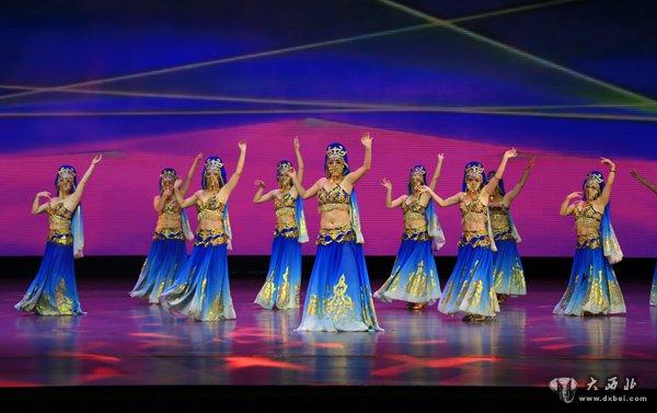 第七届兰州黄河文化旅游节西部风情综艺晚会