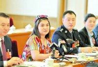 新疆代表团继续审议政