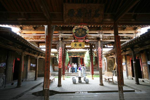 靑城:那座拱卫中原平安的要