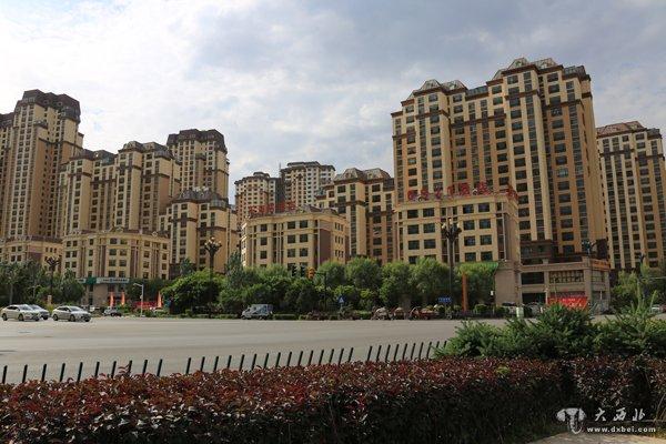 西宁盛达国际新城(三期二批)开盘 户户有车位 售房全线飘红
