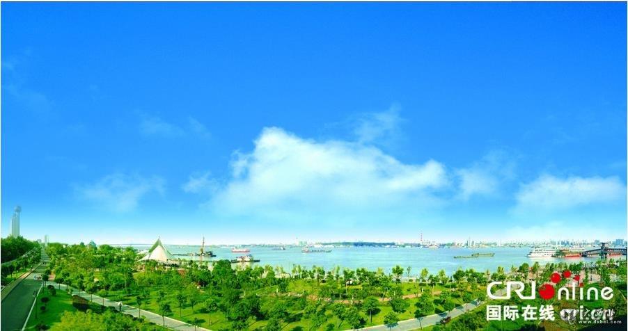 武汉江滩——人与自然和谐共生的亲水乐园